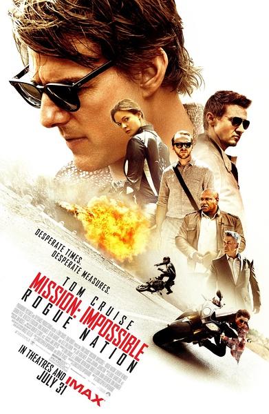 碟中谍5:神秘国度Mission:Impossible-RogueNation