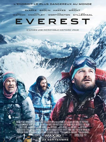 绝命海拔Everest