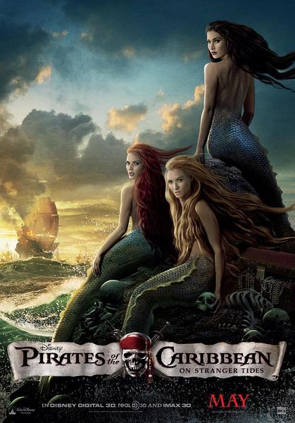 加勒比海盗4:惊涛怪浪PiratesoftheCaribbean:OnStrangerTides