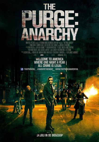 人类清除计划2:无政府状态ThePurge:Anarchy