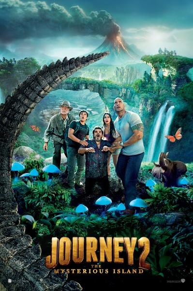 地心历险记2:神秘岛Journey2:TheMysteriousIsland