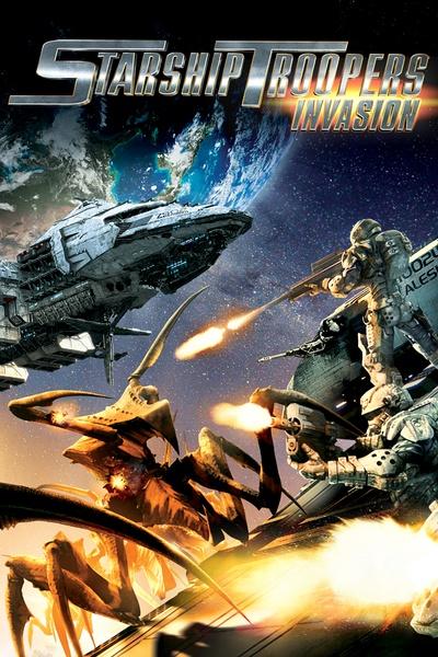 星河戰隊:入侵