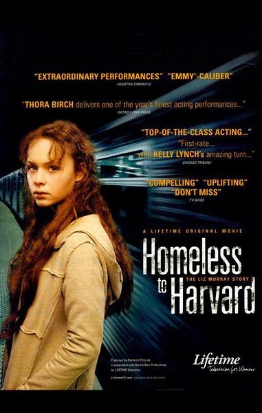 风雨哈佛路HomelesstoHarvard:TheLizMurrayStory