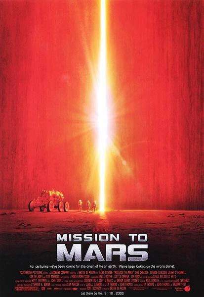 火星任务MissiontoMars
