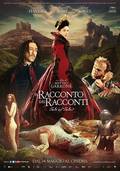 故事的故事Ilraccontodeiracconti