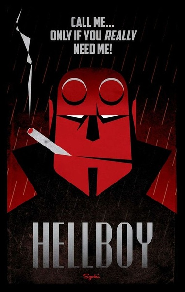 地狱男爵Hellboy