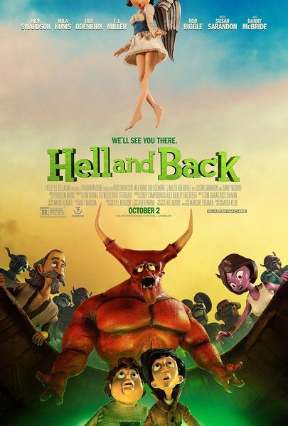 地狱归来Hell&Back