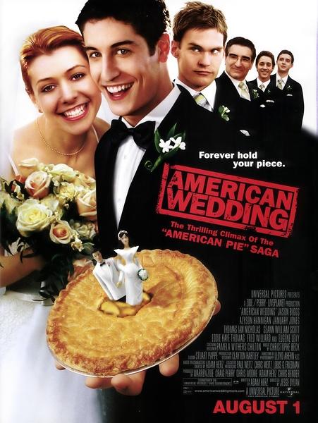 美國派3:美國婚禮