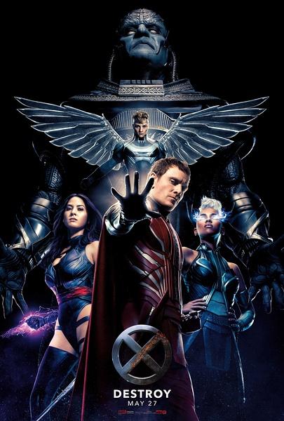 X战警:天启X-Men:Apocalypse