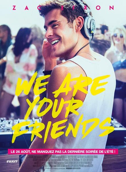 我们是你的朋友WeAreYourFriends