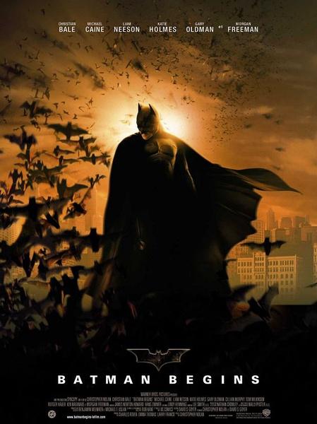 蝙蝠俠前傳1:俠影之謎