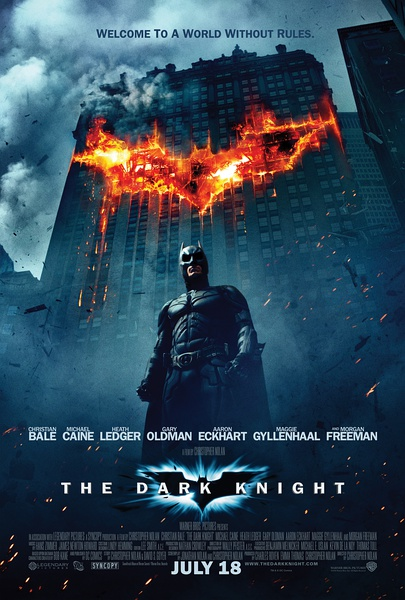 蝙蝠侠:黑暗骑士TheDarkKnight