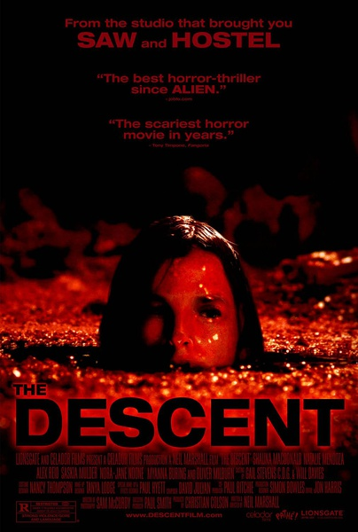 黑暗侵袭TheDescent