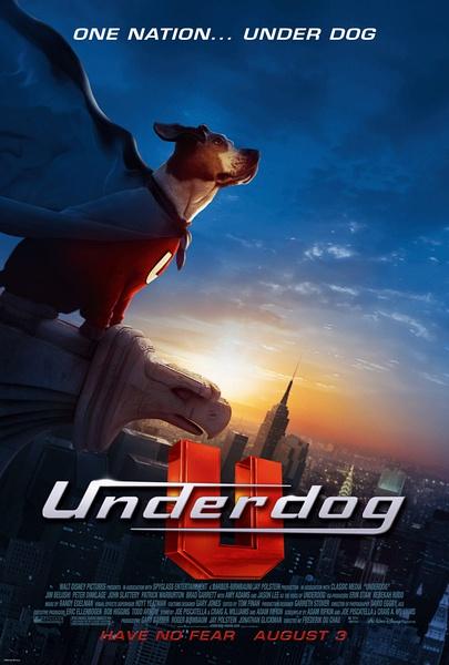超狗任务Underdog