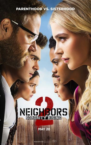 邻居大战2:姐妹会崛起Neighbors2:SororityRising