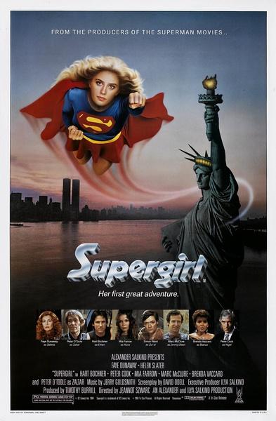 超级少女Supergirl