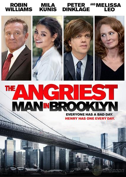 布魯克林最憤怒的人
