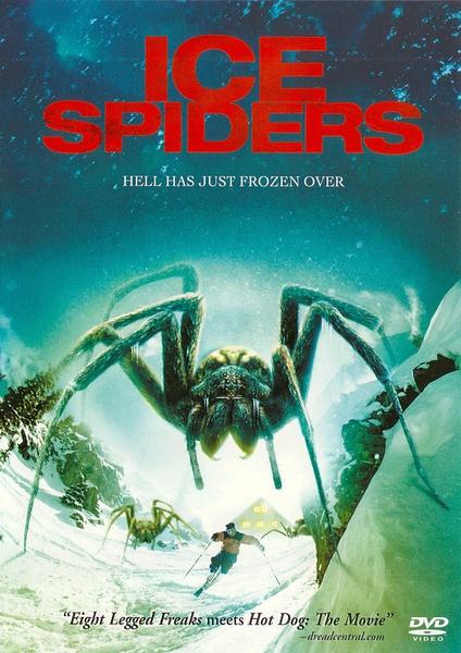 冰冻蜘蛛IceSpiders