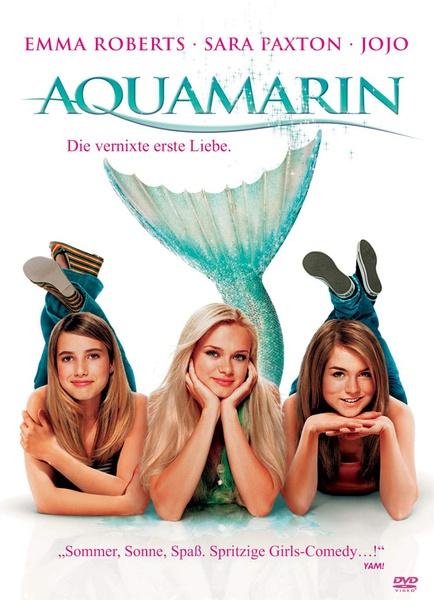 美人鱼Aquamarine