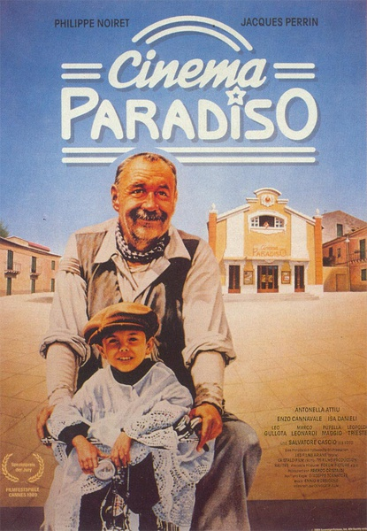 天堂电影院NuovoCinemaParadiso