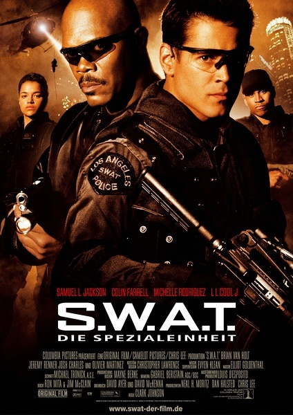 反恐特警组S.W.A.T.