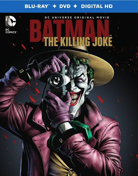 蝙蝠侠:致命玩笑Batman:TheKillingJoke