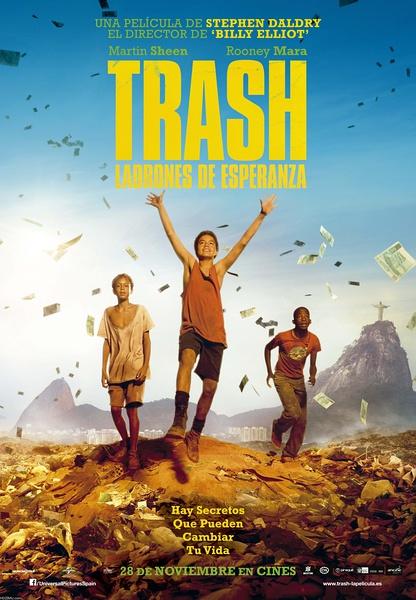 垃圾男孩Trash