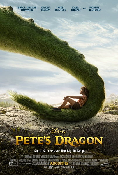 彼得的龙Pete/sDragon