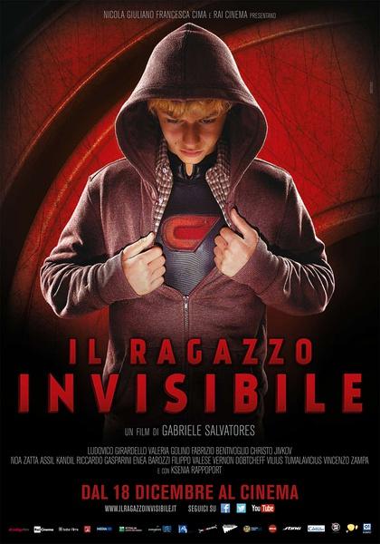 少年透明人Ilragazzoinvisibile