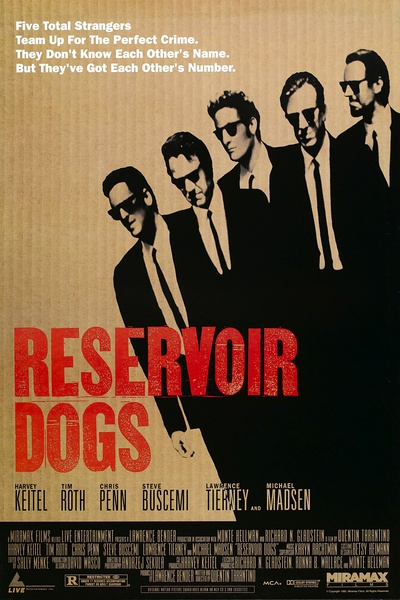落水狗ReservoirDogs