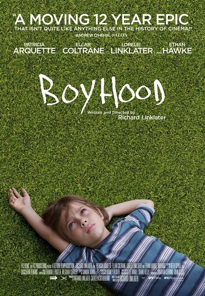 少年时代Boyhood