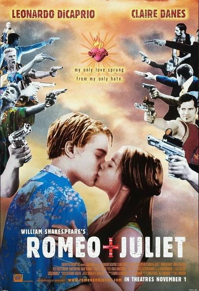 罗密欧与朱丽叶1996