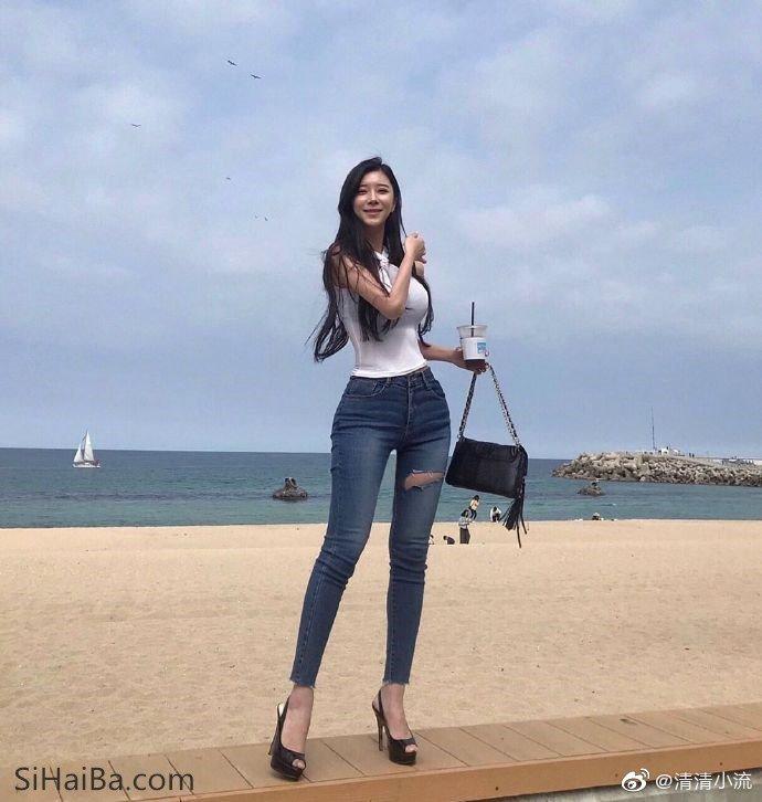 【大众口味】韩国美女Jin Yeyoung(真艺英),ins-lloveeely 涨姿势 第5张