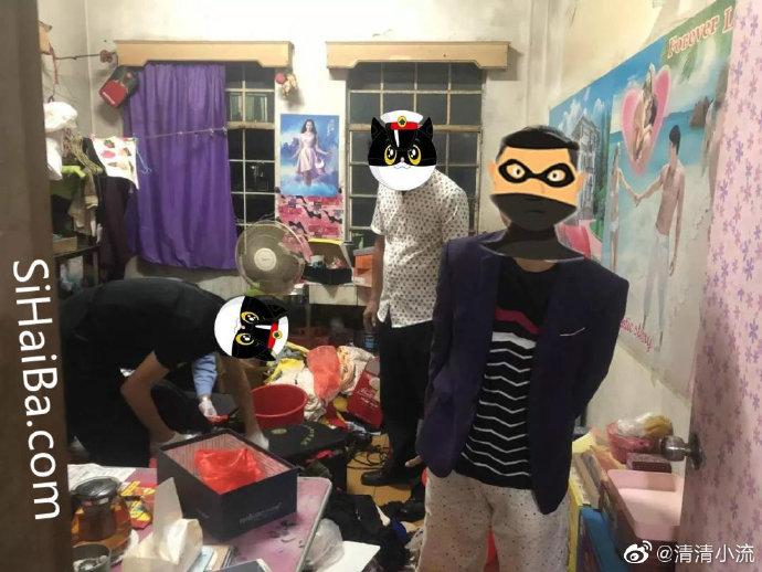 广东内衣大盗,4年内盗窃400余件女性内衣裤 热门事件 第2张