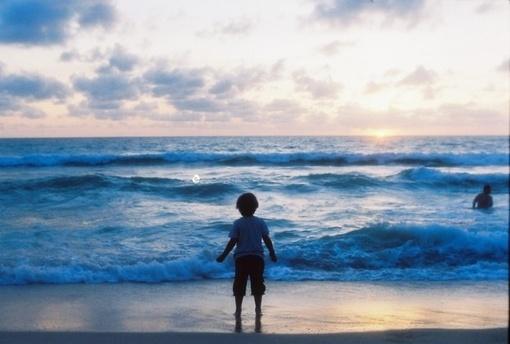 早安心语170220:不遇岛屿和暗礁,难激起美丽浪花