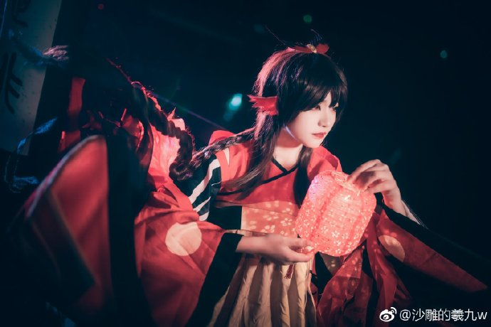【cos正片】乐正绫赤鸠cosplay欣赏 cosplay-第6张