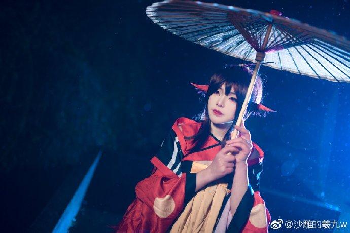 【cos正片】乐正绫赤鸠cosplay欣赏 cosplay-第9张