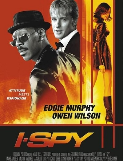 我是間諜 I Spy / 吾系特務海報