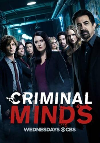 Criminal Minds Season 13海報