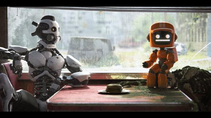 欧美大片科幻短片影视剧集《爱,死亡和机器人》百度云磁力迅雷下载