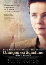 橘子與陽光