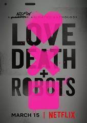 愛,死亡和機器人第一季