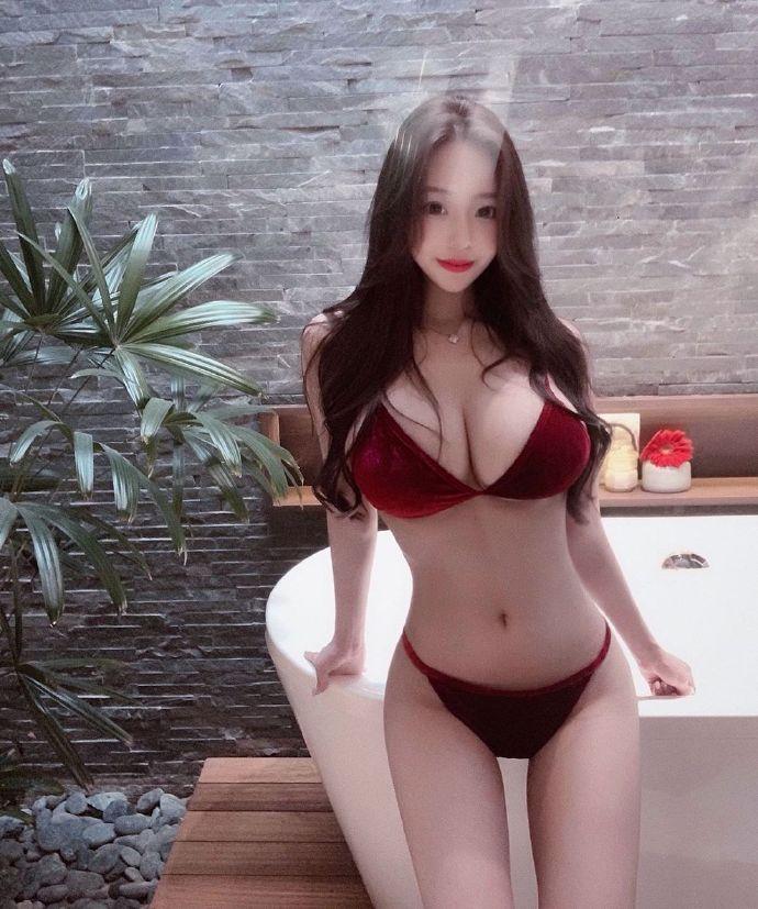 韩国大胸妹子性感美图 请大家文明观球 第4张 韩国大胸妹子性感美图 请大家文明观球 写真套图