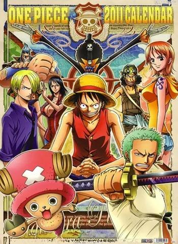 海盜王 / 航海王 / One Piece海報
