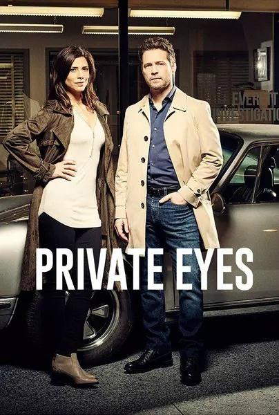 私家侦探第二季