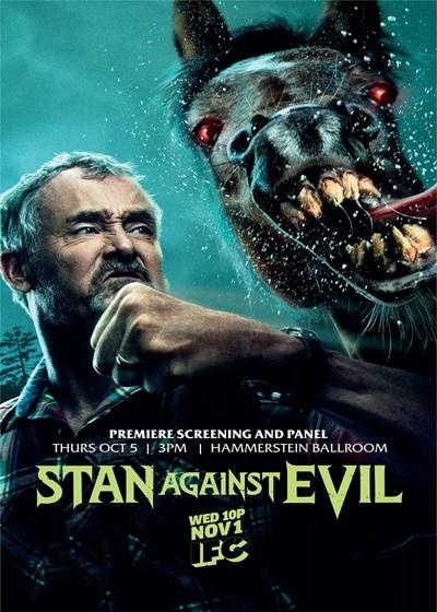 降魔警探第二季 / 斯坦大战恶魔第二季 / Stan Against Evil Season 2海报