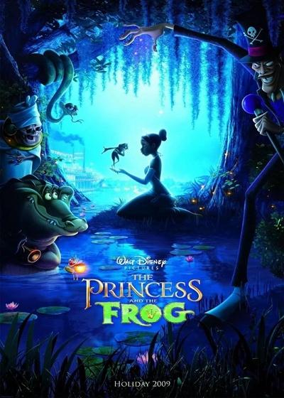 公主和青蛙