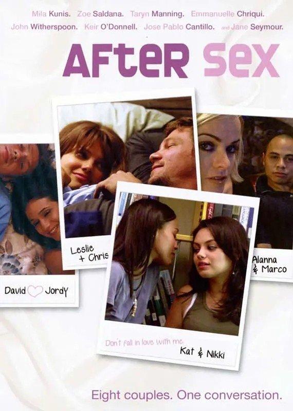 性愛之后2007 After Sex 海報