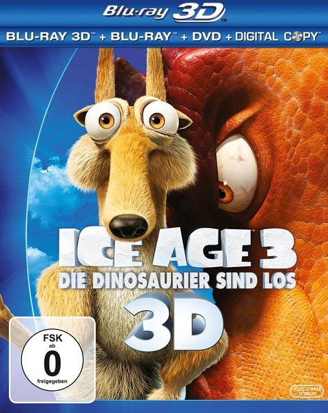 冰川时代3 2009.HD720P 迅雷下载