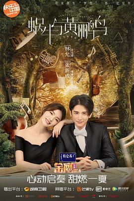 蜗牛与黄鹂鸟DVD版(国产剧)